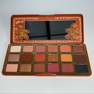 Too Faced Gingerbread Extra Spicy Eye Palette